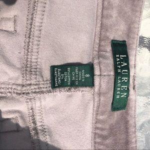 Lauren Ralph Lauren Pants & Jumpsuits - LAUREN velour pants